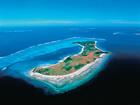フィジーのマナ島 オプショナルツアー